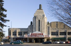 Pickwick Theater | ChicagoHome Brokerage Network